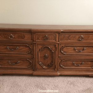 dresser to sell to make money