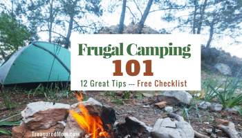 12 Frugal Camping Ideas For Families