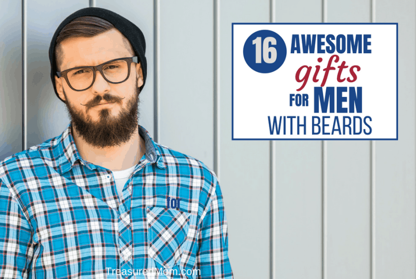 Man with beard for Gifts for men with beards post