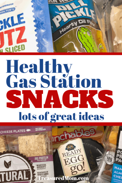 Healthy Gas Station Snacks