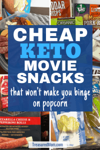 Cheap Keto Movie Theater Snacks