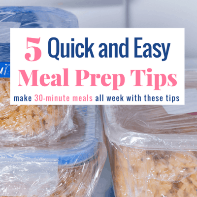 Meal prep containers for Quick and easy Meal Prep Ideas