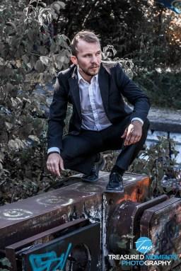 Agent 008. Model: Christian Silys