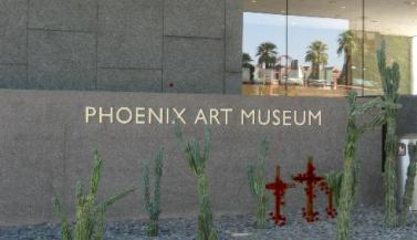 Phoenix Art Museum - perfect for a team builder