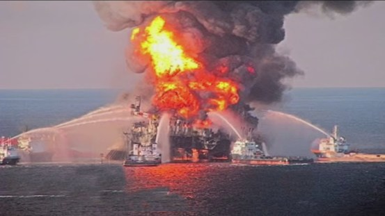 "Piper Alpha Disaster - The ""Burning Platform"" in the North Sea, 1988"