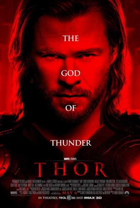 THOR at Midnight (12.02a) THURSDAY (5 May) – Join us!