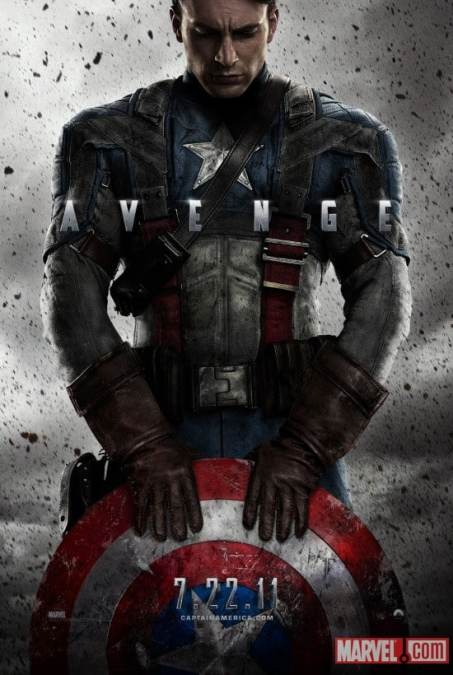Midnight Movie: Captain America (21 July) @ UC Century 25!! Room 1 (Digital)!