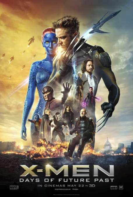 Midnight Movie #4: X-Men – Days of Future Past (Thurs, 22 May)