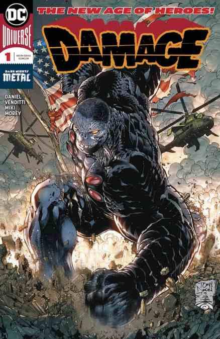 Wednesday Morning Comic Books! 17 January