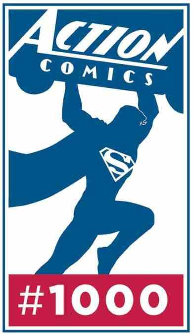 Action Comics #1000! Pre-order specials!