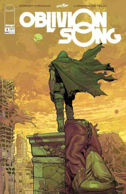Wednesday Morning Comic Books! 7 March