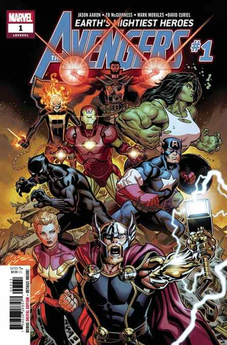 Wednesday Morning Comic Books! 2 May