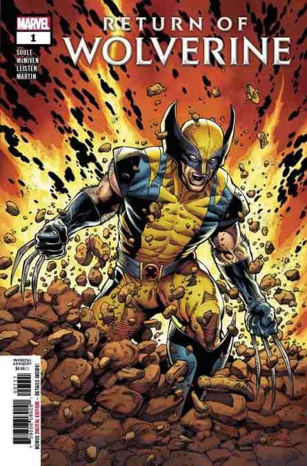 Wednesday Morning Comic Books! 19 September
