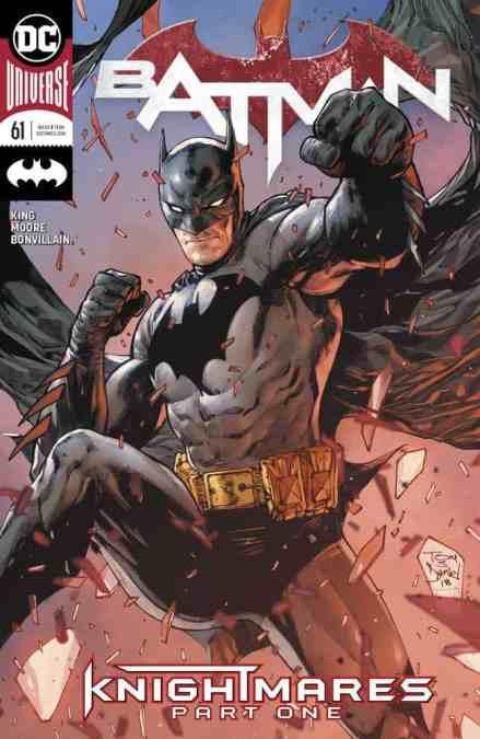Wednesday Morning Comic Books! 19 December