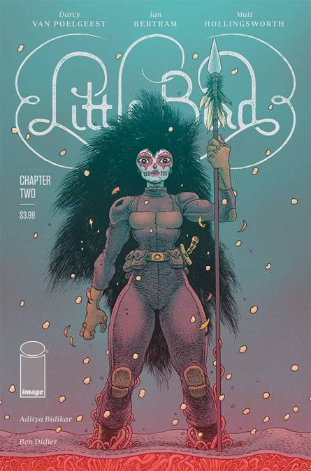 Wednesday Morning Comic Books! 17 April