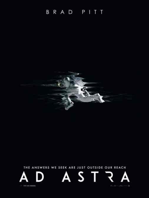 Midnight Movie! Ad Astra! Thursday 19th September @ 10.30P