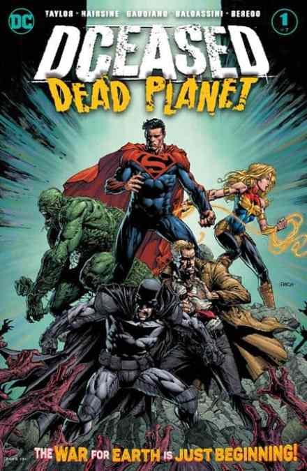 NEW THIS WEEK: DCeased DEAD PLANET IS HERE…!