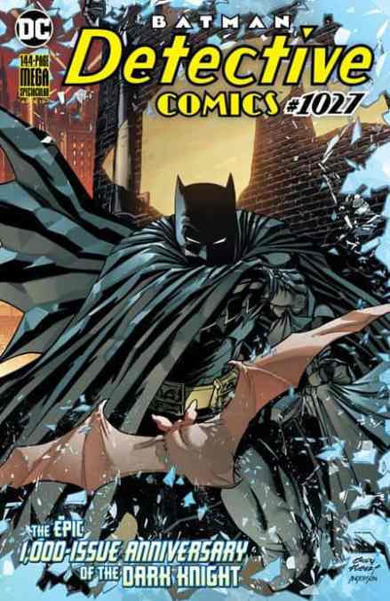 NEW THIS WEEK: DETECTIVE COMICS #1027 is here! IRON MAN #1 & THOR #7, too!