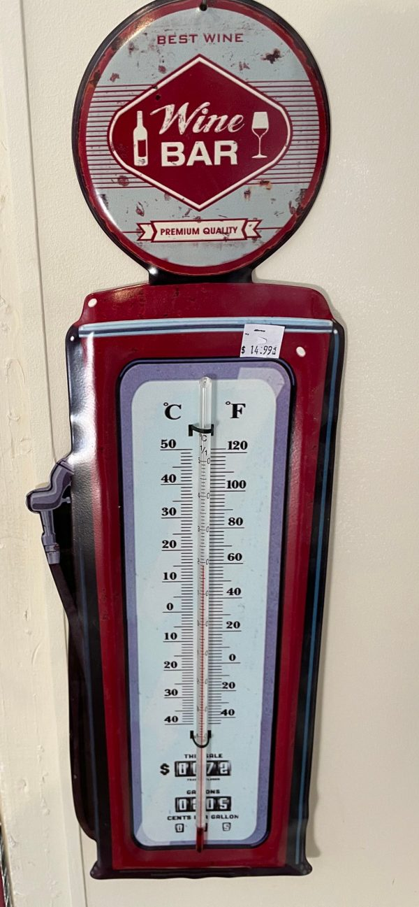 Wine Bar Thermometer