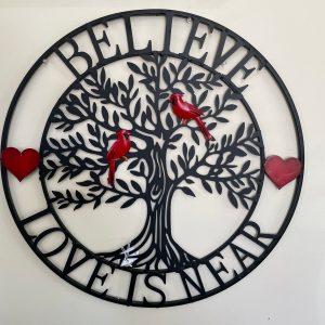 Believe Love is Near