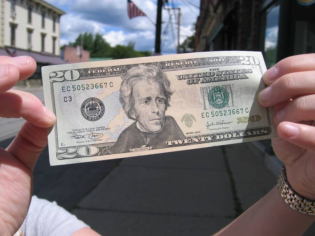 20 Dollar Bill 3 Reasons Why It S So Sought After