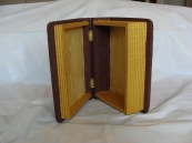 Gold Trimmed Book Box 