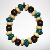 Bracelet     Size  Medium/Adult Female   4 in