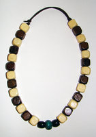 Necklace     Size  Small/Adult  9.25 in to 11 in 