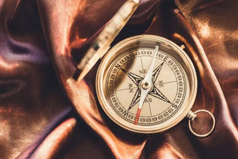 azimuth compass | Treasure Seekr