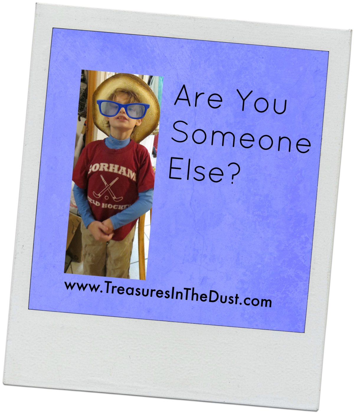 Are You Someone Else?