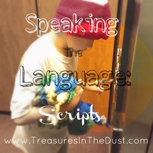 Speaking Language Scripts