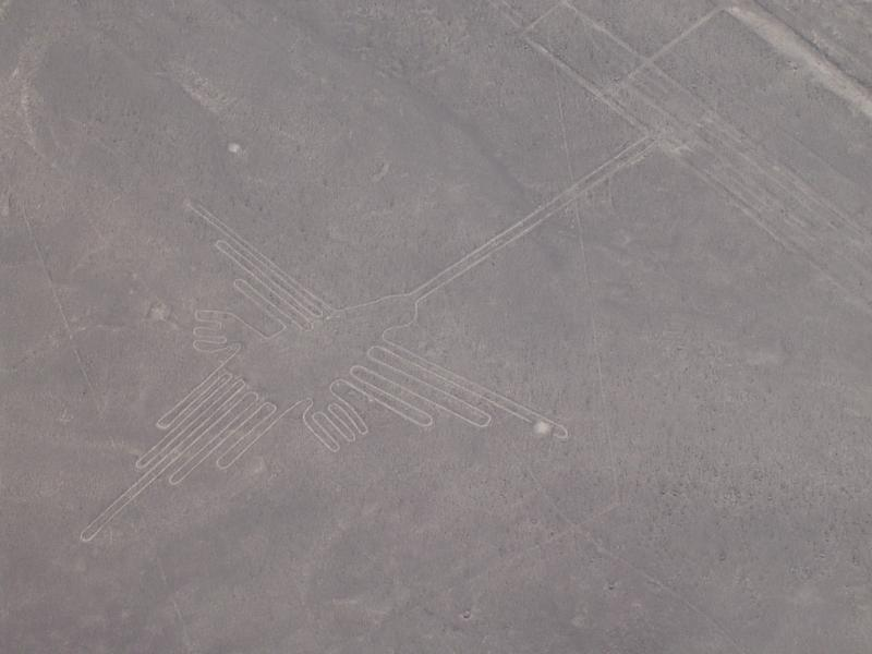 My Three Favorite Nazca Lines In Peru!