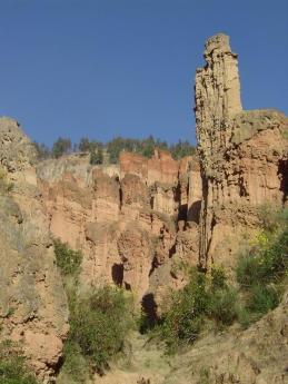 Torre Torre: The Towering Rock Sculptures of Huancayo!
