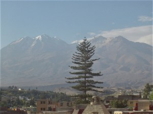 View of Arequipa.