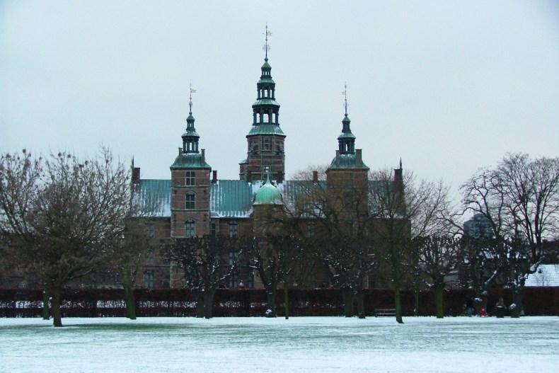Rosenborg Castle is a renaissance castle located in the heart of Copenhagen and was originally built as a summer palace for the Royal Family within the King's Gardens.