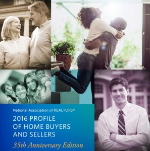 NAR Homebuyers Profile 2016 | Bozeman Real Estate