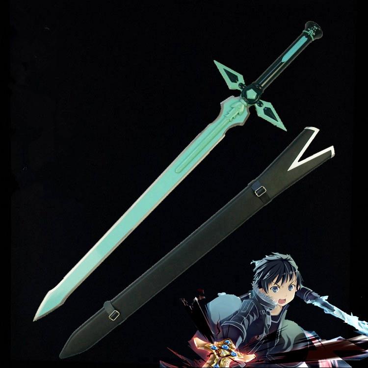 Sword Art Online Kirito Kirigaya Dark Repulser Sword