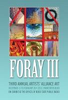 Foray 3 - 2013-4