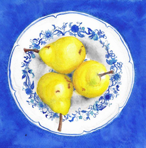 Rachel Linquist - pears_fleeting_joy_sm