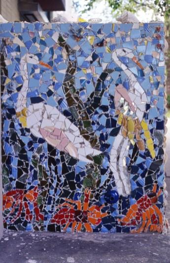 Tharpe, Cranes and Crabs