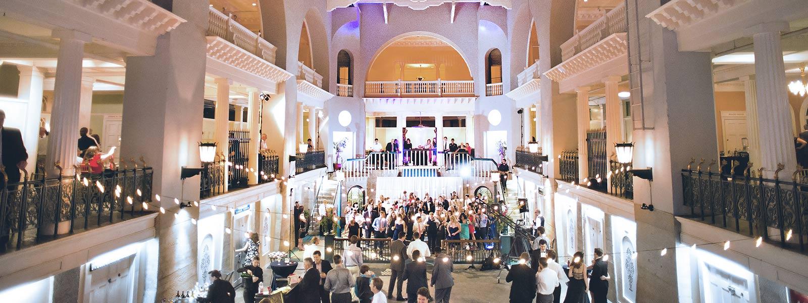 Lightner Museum Wedding Venue