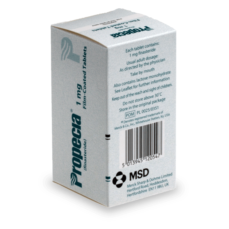 Buy Propecia Tablets Online Finasteride - UK Pharmacy ...