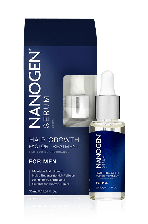 Nanogen Hair Serum Treat Hair Loss Now