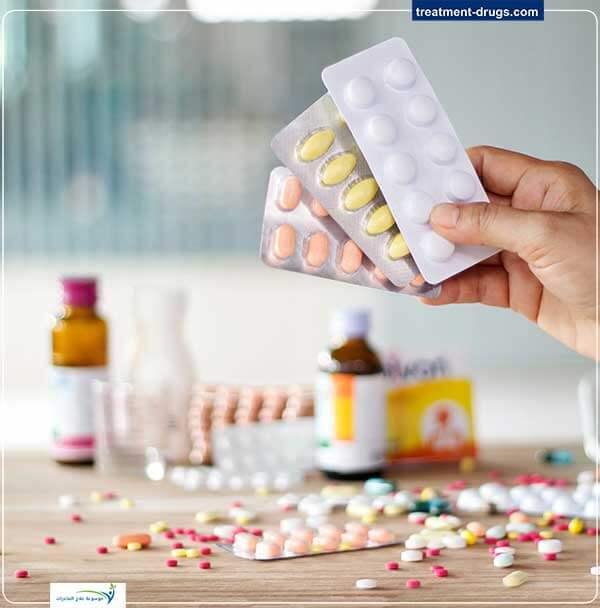انواع المخدرات واسمائها الصيدلانية