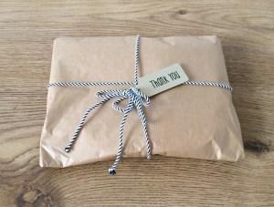 Love Made Me Packaging