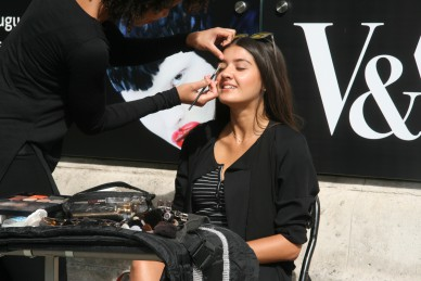Make Up in the Sun
