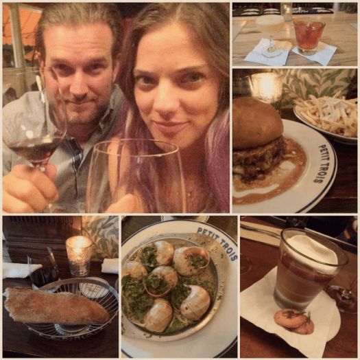 Photos from Mud Hen, Petit Trois, and Pizzeria Mozza -- all on this list and more!