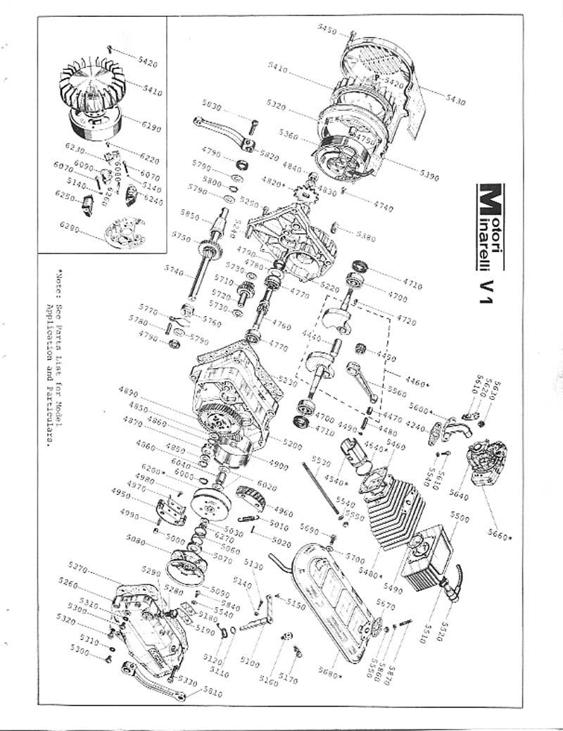 Morini Franco Motori 50cc Manual