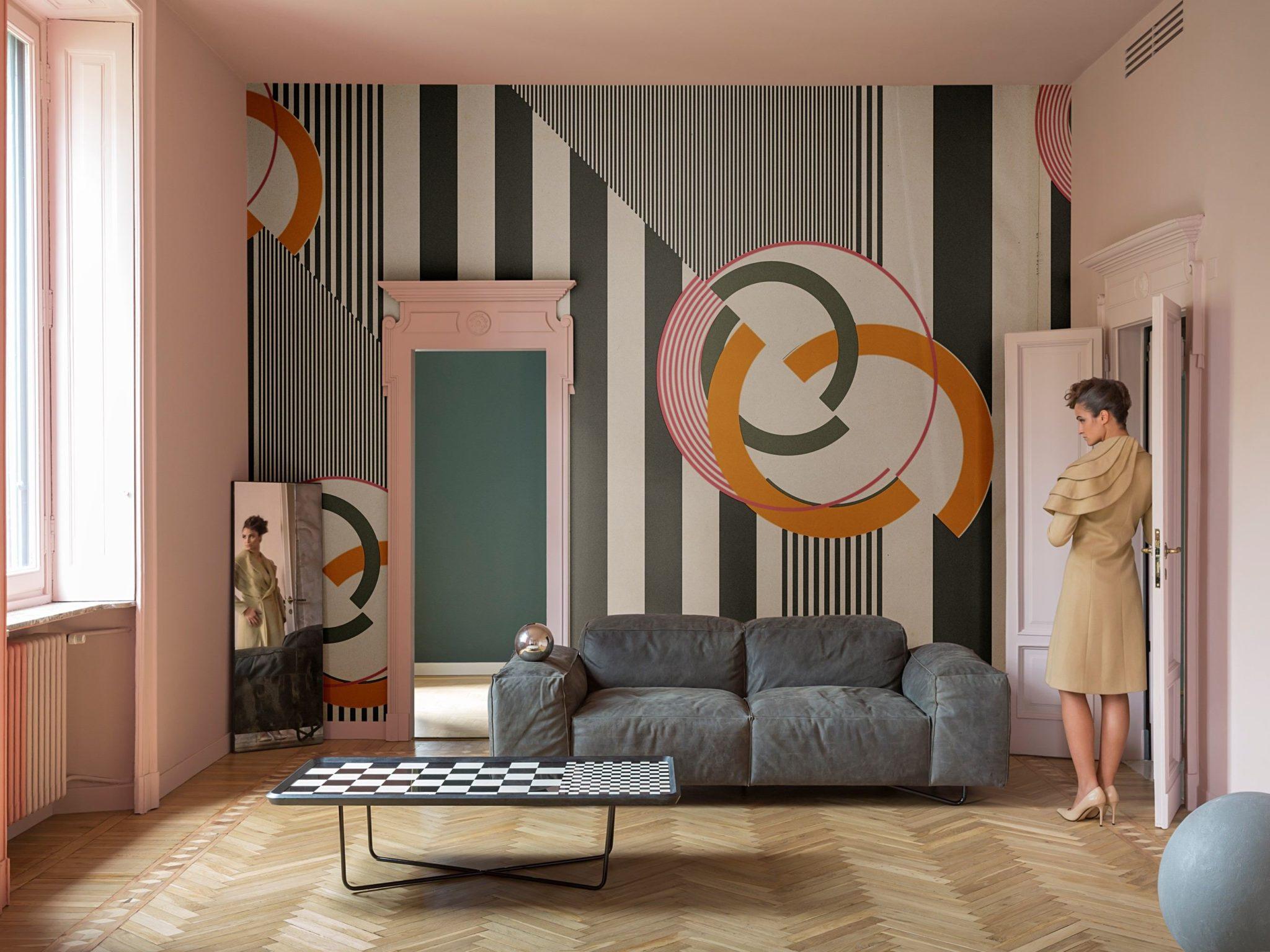 WallDeco  Design Tapeten Kollektion 2017  Trebes