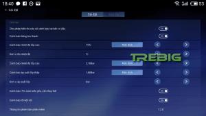 Phần mềm cảm biến áp suất lốp Storebao TPMS Tiếng Việt 100% 6